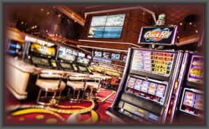 Slots & Video Poker machines