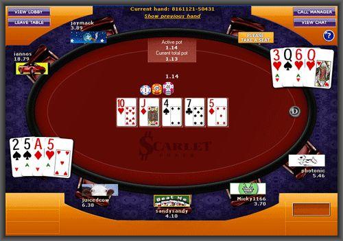 poker badugi